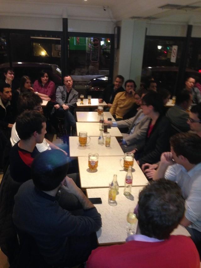 WAPARIS 4 - La table ronde